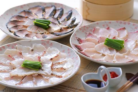 九州海鮮たたきセット