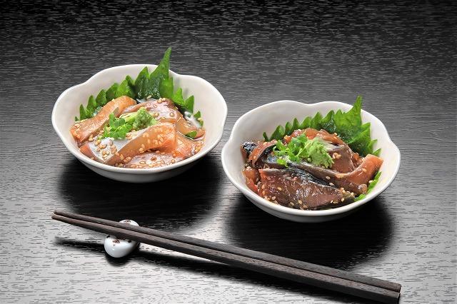 【福岡空港で月間4,000食以上販売の大人気商品!!】九州博多郷土料理ごまさば・ごまかんぱちセット